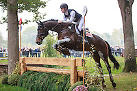 AUS-Christopher Burton rides Fire Fly (Interim-4TH) during the CCI1*6YO Cross Country at 2016 Mondial du Lion FEI World Breeding Eventing Championships for Young Horses. Saturday 22 October. Copyright Photo: Libby Law Photography