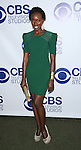 Anna Diop attending CBS TV Studios Summer Soiree held at The London Hotel in Los Angeles, CA. May 19, 2014.