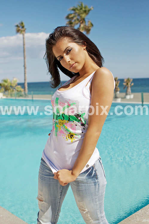 "**ALL ROUND PICTURES FROM SOLARPIX.COM**.**WORLDWIDE SYNDICATION RIGHTS**.The all-girl group Fe-nix, who are supportin N-Dubz on a nationwide tour and about to release their next single ""Lady Baby"", pictured in Marbella, Spain. 6 April 2009..This pic: Fe-nix are Jade Tibbs, Amilia Hansel aka Priceless, Tanya Mariam and Ayshen Kemel..JOB REF: 8759 AB1       DATE: 06_04_2009.**MUST CREDIT SOLARPIX.COM OR DOUBLE FEE WILL BE CHARGED**.**ONLINE USAGE FEE  GBP 50.00 PER PICTURE - NOTIFICATION OF USAGE TO PHOTO @ SOLARPIX.COM**.**CALL SOLARPIX : +34 952 811 768 or LOW RATE FROM UK 0844 617 7637**"