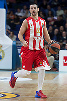 Crvena Zvezda Taylor Rochestie during Turkish Airlines Euroleague match between Real Madrid and Crvena Zvezda at Wizink Center in Madrid, Spain. December 01, 2017. (ALTERPHOTOS/Borja B.Hojas) /NortePhoto.com NORTEPHOTOMEXICO