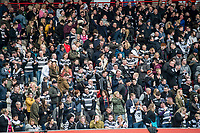 Picture by Allan McKenzie/SWpix.com - 30/03/2018 - Rugby League - Betfred Super League - Hull KR v Hull FC - KC Lightstream Stadium, Hull, England - Hull FC, fans, supporters.