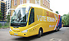 Liberal Democrats Remain IN Campaign event with their battle bus in Mile End, London, Great Britain <br /> 19th June 2016 <br /> <br /> Lib Dems Battle Bus <br /> <br /> Photograph by Elliott Franks <br /> Image licensed to Elliott Franks Photography Services