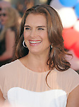 Brooke Shields at Warner Bros. Pictures Premiere of The Campaign held at The Grauman's Chinese Theatre in Hollywood, California on August 02,2012                                                                               © 2012 Hollywood Press Agency