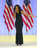 Jennifer Hudson performs at he Inaugural Ball at the Washington Convention Center in Washington, D.C. on Monday, January 21, 2013..Credit: Ron Sachs / CNP.(RESTRICTION: NO New York or New Jersey Newspapers or newspapers within a 75 mile radius of New York City)