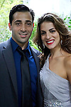 LOS ANGELES - JUN 8: Johnny Cannizzaro, Renee Marino at The Actors Fund's 18th Annual Tony Awards Viewing Party at the Taglyan Cultural Complex on June 8, 2014 in Los Angeles, California