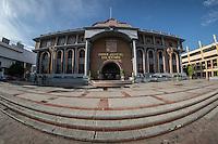 Edificio del Poder Judicial del Estado en la colonia Centenario de Hermosillo, Sonora, Mexico