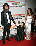 Chris Cornell with wife &amp; daughter<br />