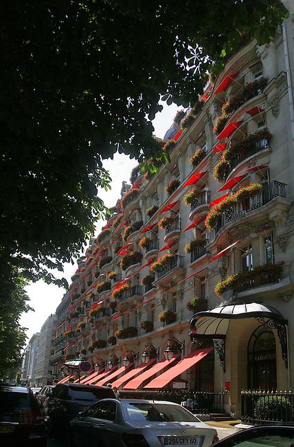 Hotel Plaza-Athenee *** The Hotel Plaza-Athenee