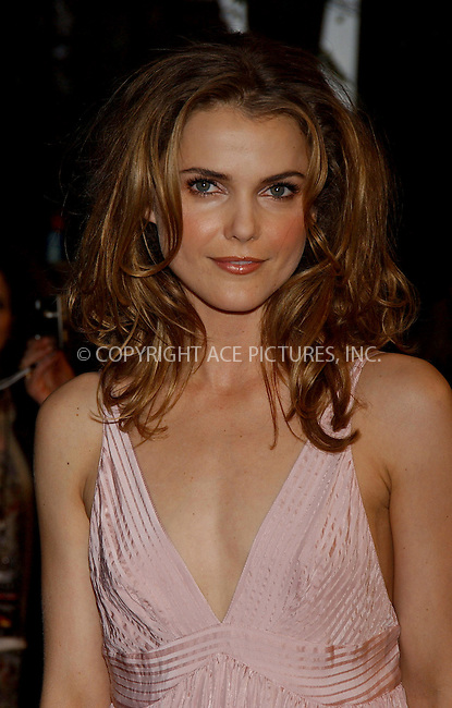 WWW.ACEPIXS.COM . . . . . ....NEW YORK, MAY 3, 2006....Keri Russell at the 'Mission Impossible III' New York Premiere.....Please byline: KRISTIN CALLAHAN - ACEPIXS.COM.. . . . . . ..Ace Pictures, Inc:  ..(212) 243-8787 or (646) 679 0430..e-mail: picturedesk@acepixs.com..web: http://www.acepixs.com