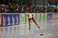 SCHAATSEN: ENSCHEDE: 30-10-2015, IJsbaan Twente, KNSB Cup Enschede, Bob de Jong, ©foto Martin de Jong