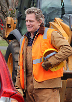 www.acepixs.com<br /> <br /> April 5 2017, New York City<br /> <br /> Actor Thomas Haden Church was on the set of the TV show 'Divorce' on April 5 2017 in Westchester, NY<br /> <br /> By Line: Philip Vaughan/ACE Pictures<br /> <br /> <br /> ACE Pictures Inc<br /> Tel: 6467670430<br /> Email: info@acepixs.com<br /> www.acepixs.com