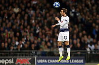Christian Eriksen of Tottenham Hotspur during Tottenham Hotspur vs PSV Eindhoven, UEFA Champions League Football at Wembley Stadium on 6th November 2018