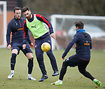 Jon Toral and Danny Wilson