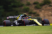 18th July 2020, Hungaroring, Budapest, Hungary; F1 Grand Prix of Hungary, qualifying sessions;  31 Esteban Ocon FRA, Renault DP World F1 Team