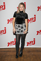 "CORALIE - PHOTOCALL NRJ 12 DES CANDIDATS ""FRIENDS TRIP 4"" AU BUDDHA BAR A PARIS, FRANCE, LE 14/12/2017."