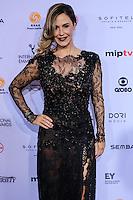 NEW YORK, NY 21.11.2016 - EMMY-2016 - Guilhermina Guinle durante tapete vermelho do Emmy Internacional 2016 prêmio dos melhores atores e novelas da TV, em Nova York, nos Estados Unidos na noite desta segunda-feira, 21. (Foto: Vanessa Carvalho/Brazil Photo Press)