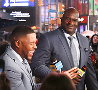 Shaquille O'Neal at Good Morning America