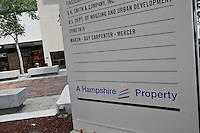 A building owned by A Hampshire Property is pictured in Hartford, Connecticut, Saturday August 6, 2011.