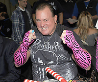NEW YORK, NY - NOVEMBER 4: Brutus Beefcake attends the Big Event NY at LaGuardia Plaza Hotel on November 4, 2017 in Queens, New York.  Credit: George Napolitano/MediaPunch /NortePhoto.com