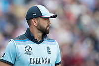 Liam Plunkett (England) during England vs West Indies, ICC World Cup Cricket at the Hampshire Bowl on 14th June 2019