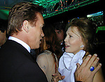 Arnold Schwarzenegger &amp; Faye Dunaway<br />