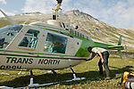 Loading Helicopter