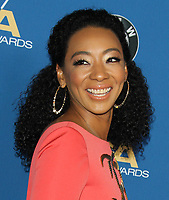 03 February 2018 - Los Angeles, California - Betty Gabriel. 70th Annual DGA Awards Arrivals held at the Beverly Hilton Hotel in Beverly Hills. <br /> CAP/ADM<br /> &copy;ADM/Capital Pictures