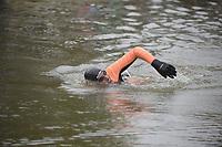 ZWEMMEN: FRYSLÂN: 18-19-08-2018, Elfstedenzwemtocht, Maarten van der Weijden, Witmarsum, ©foto Martin de Jong