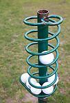 balls spiral