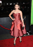 Sarah Hyland attends The Weinstein Company L.A. Premiere of Vampire Academy held at The Premiere House at Regal Cinemas L.A. Live Stadium 14 in Los Angeles, California on February 04,2014                                                                               © 2014 Hollywood Press Agency