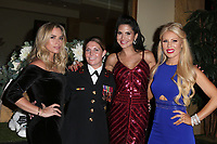 LOS ANGELES, CA - NOVEMBER 9: Teddi Jo Mellencamp, Megan Leavey, Joyce Giraud, Gretchen Rossi, at the 2nd Annual Vanderpump Dog Foundation Gala at the Taglyan Cultural Complex in Los Angeles, California on November 9, 2017. Credit: November 9, 2017. Credit: Faye Sadou/MediaPunch