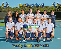 180420 Bentley Boys Varsity Tennis