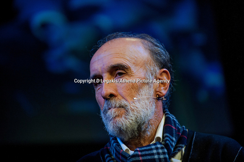 Thursday  29 May 2014, Hay on Wye, UK<br /> Pictured: Ricardo Villa <br /> Re: The Hay Festival, Hay on Wye, Powys, Wales UK.