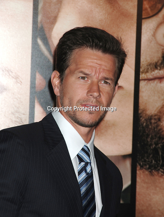 "Mark Wahlberg..arriving at The New York Premiere of "" The Departed"" ..directed by Martin Scorsese and starring Leonardo DiCaprio, Jack Nicholson, Matt Damon and Mark Wahlberg..on September 26, 2006 at The Ziegfeld Theatre...Robin Platzer, Twin Images"