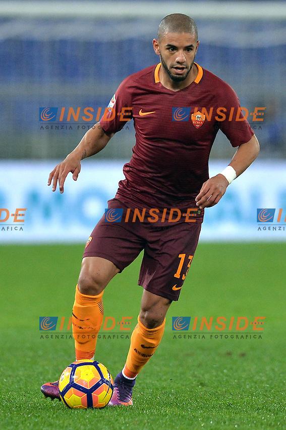 Bruno Peres Roma.<br /> Roma 27-11-2016  Stadio Olimpico<br /> Campionato Serie A,<br /> AS Roma - Pescara<br /> Foto Antonietta Baldassarre / Insidefoto