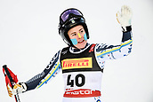 February 5th 2019, Are, Northern Sweden;  Helena Rapaport of Sweden looks dejected after competing in womens super-G during the FIS Alpine World Ski Championships on February 5, 2019