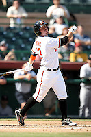 Ryan Adams - Scottsdale Scorpions - 2010 Arizona Fall League.Photo by:  Bill Mitchell/Four Seam Images..
