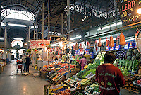 Mercado de San Telmo em Buenos Aires. Argentina. 2008. Foto de Renata Mello.