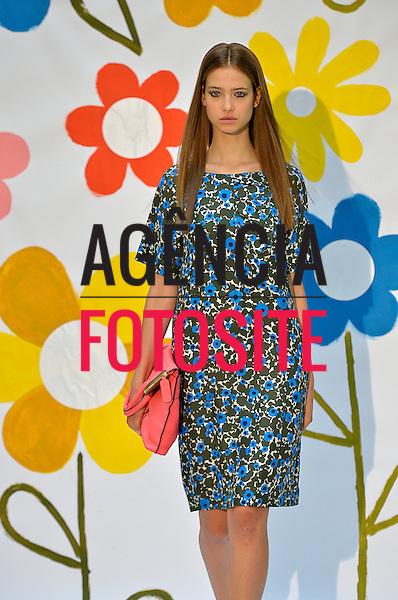 Londres, Inglaterra &sbquo;09/2014 - Desfile de Orla Kierly durante a Semana de moda de Londres  -  Verao 2015. <br /> <br /> Foto: FOTOSITE