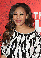 03 January 2018 - Los Angeles, California - Tai'isha Davis. Showtime's &quot;The Chi&quot; Los Angeles Premiere held at Downtown Independent.     <br /> CAP/ADM/FS<br /> &copy;FS/ADM/Capital Pictures