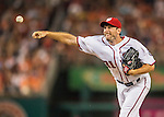 2016-08-25 MLB: Baltimore Orioles at Washington Nationals