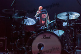 Drummer, Matt Abts, of Gov't Mule at 02 Shephard's Empire on May 25, 2015.