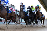 May 2, 2020: The Oaklawn Handicap at Oaklawn Racing Casino Resort in Hot Springs, Arkansas on May 2, 2020. Justin Manning/Eclipse Sportswire/CSM