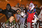 Monsters and freaks at the Nightmare realm at Toby World during its launch on Tuesday Night.
