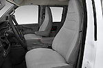 Front seat view of 2016 Chevrolet Express 3500-LS 4 Door Passenger Van Front Seat  car photos