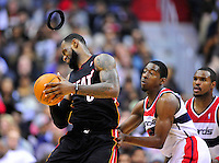 NBA, Miami Heat vs. Washington Wizards, February 10, 2012