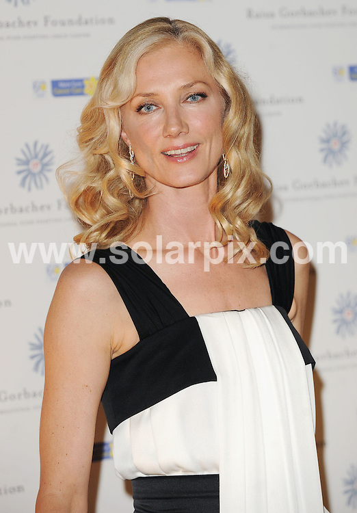 **ALL ROUND PICTURES FROM SOLARPIX.COM**.**WORLDWIDE SYNDICATION RIGHTS**.Press room arrivals at The Raisa Gorbachev Foundation, Third Annual Gala Dinner.  Held at the Stud House, Hampton Court Palace London..This pic:Joely Richardson.JOB REF: 6585      SSD     DATE:07.06.08.**MUST CREDIT SOLARPIX.COM OR DOUBLE FEE WILL BE CHARGED* *UNDER NO CIRCUMSTANCES IS THIS IMAGE TO BE REPRODUCED FOR ANY ONLINE EDITION WITHOUT PRIOR PERMISSION*