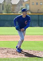 Chris Allen - Chicago Cubs 2019 spring training (Bill Mitchell)