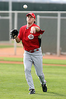 Alexander Smit. Cincinnati Reds spring training workouts at the Reds new complex, Goodyear, AZ - 02/19/2010.Photo by:  Bill Mitchell/Four Seam Images.