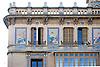 "Can Barceló, Plaza Josep Maria Quadrado, 9, (siglo XX) decorada con cerámicas policromadas de la antigua fábrica mallorquina ""La Roqueta"", firmada por Vicenç Llorenç<br /> <br /> Can Barceló, Plaza Josep Maria Quadrado, 9, (20th century) decorated with tiles of the antique mallorquean fabric ""La Roqueta"", designed by Vicenç Llorenç<br /> <br /> Can Barceló, Plaza Josep Maria Quadrado, 9, (20. Jh.) dekoriert mit Keramikkacheln der alten mallorquinischen Fabrik ""La Roqueta"", gestaltet von Vicenç Llorenç<br /> <br /> 2906 x 1936 px"